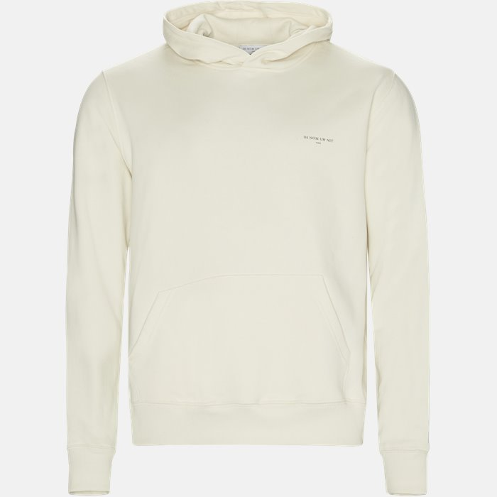 Sweatshirts - Oversized - White
